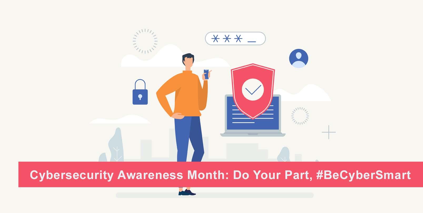 Cybersecurity Awareness Month: Do Your Part, #BeCyberSmart - Hawaiian Telcom
