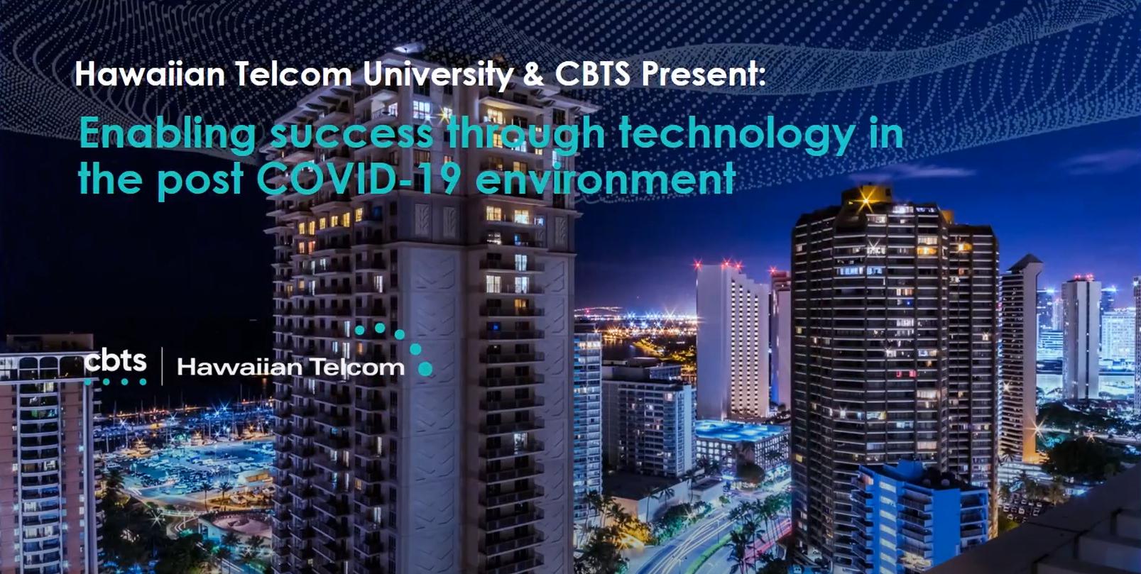Hawaiian Telcom University: Enabling Success Through ...